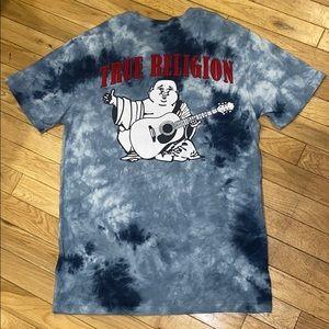 LIKE NEW True Religion tee shirt top jacket jean